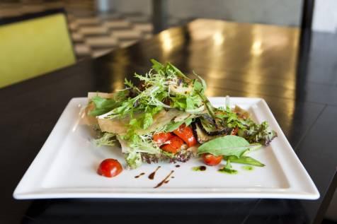 Рецепты салатов ресторан с фотографиями